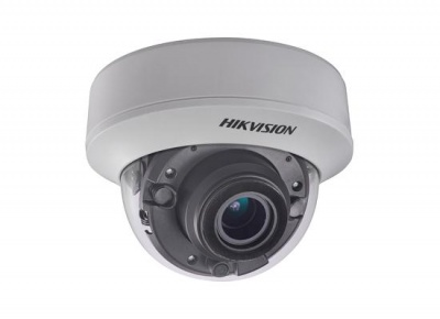 Hikvision 3MP Analog HD WDR Indoor Motorized Varifocal IR EXIR Dome CCTV Camera